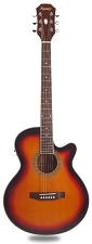 XV220SCE Medium Jumbo Cutaway Acoustic-Electric, Spruce Top, Fishman Pickup