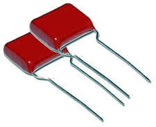 2 Pieces .1uf Polyester Film Tone Capacitor for REDactive HB