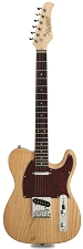 XV-820 Solid Ash Clear Gloss Rosewood Fingerboard - Blem