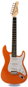 XV-870 Capri Orange Rosewood Fingerboard
