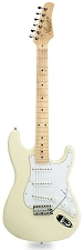 XV-870 Vintage Cream Maple Fingerboard