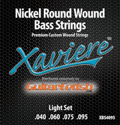 Bass Strings- Nickel Round Wound