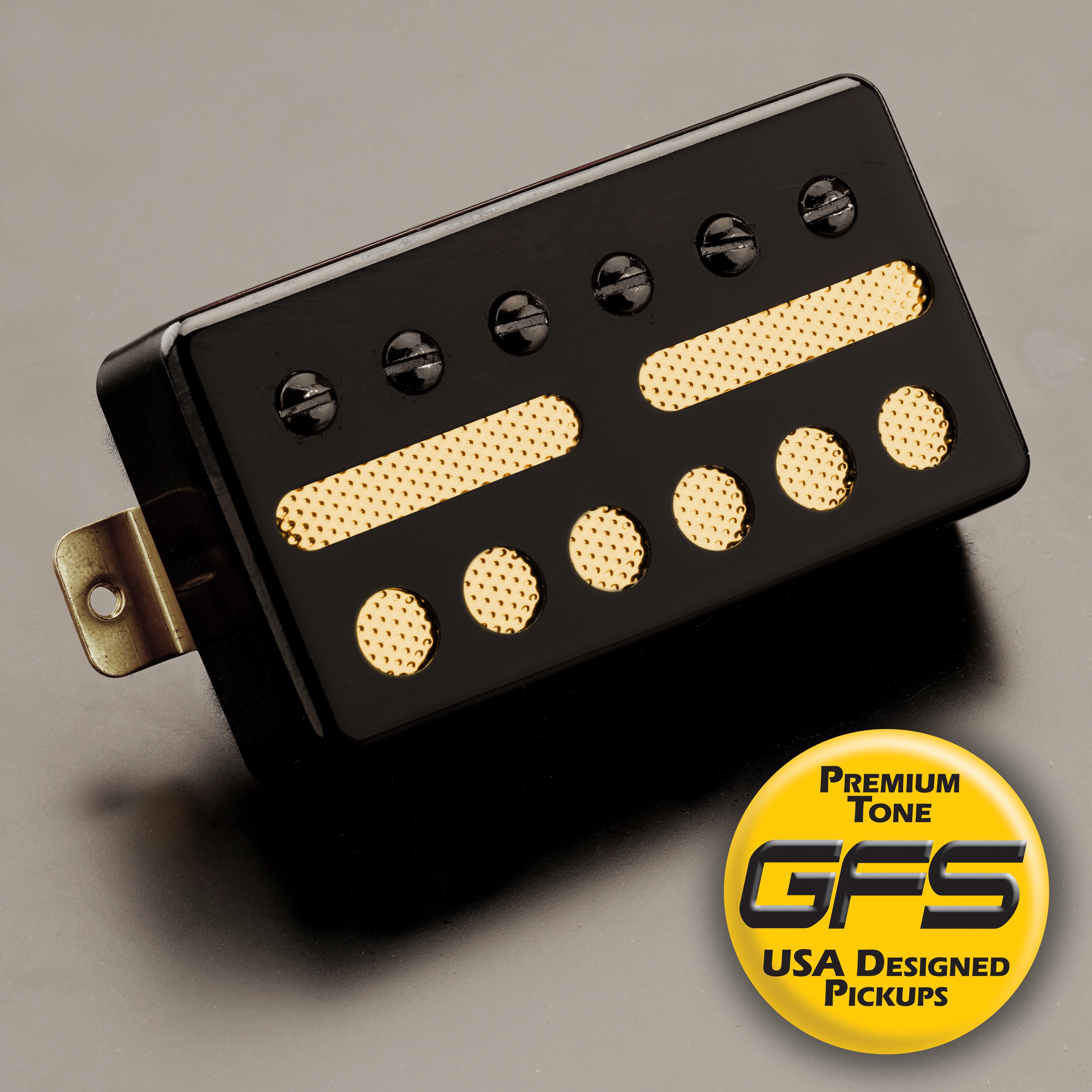 Black_KPH155_1 kp gfs gold foil humbucker alnico v, black kwikplug™ ready gfs humbucker wiring diagram at n-0.co
