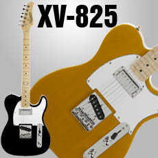 XV-825 Solid Alder or Ash, Neck Mini Humbucker