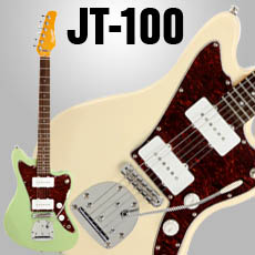 XV-JT Series Offset Electric Guitars