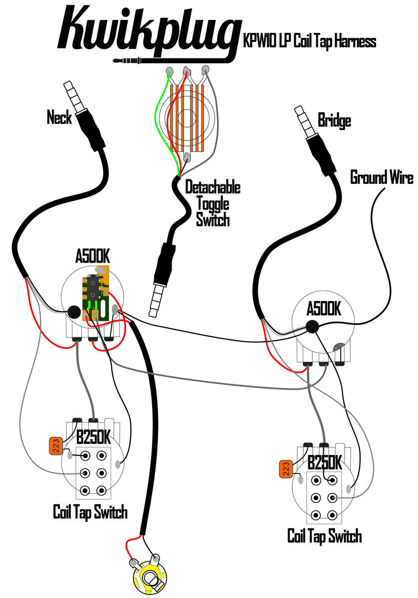 Rgstrat together with Maxresdefault together with Picku iring Conductor Pdf X furthermore Classichumbuckerneck Blacknickel Large moreover Series Parallel Guitar Wiring. on guitar humbucker pickup wiring diagram