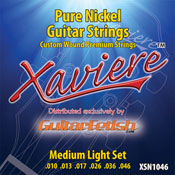 Pure Nickel Guitar Strings