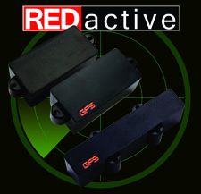REDactives Bass Pickups