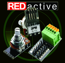 REDactives Individual Parts and Components