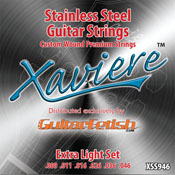 Stainless Steel Guitar Strings