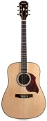 Solid Spruce Top, Mahogony back and sides, Abalone Purfling