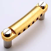 XGP SOLID BRASS CURVED Locking Stop Tailpeice- Hand Polished