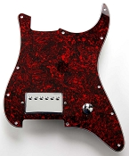 Single Humbucker Tortoiseshell Pickguard Chrome humbucker