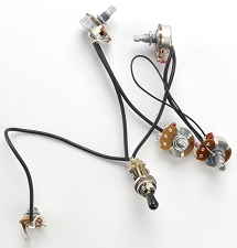 SG Style Pre-Soldered Installation Kit- Includes switch with tip