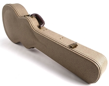 PREMIUM Linen Les Paul Case- SUPER Plush- OUR BEST