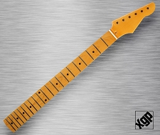 XGP Professional Strat Style Neck Maple Fingerboard Vintage Amber Gloss