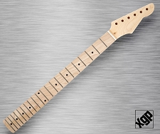 XGP Professional Strat Style Neck Maple Fingerboard Satin Finish