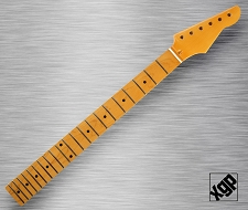 XGP Professional Tele Style Neck Maple Fingerboard Vintage Amber Gloss