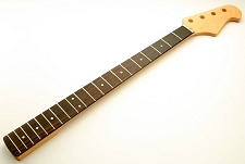 Bass Unfinished Vintage Style Neck  with Rosewood Fingerboard