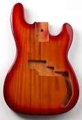 P Bass Lightweight Body vintage Sunburst