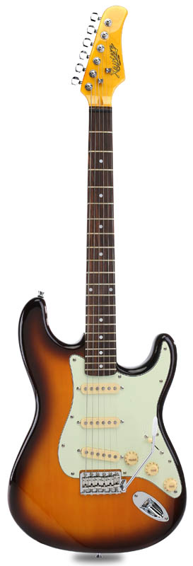 Strat With Mother Of Pearl Look Harmony Central
