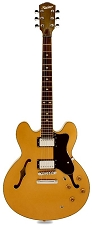 XV-900 Metallic Gold Semi Hollow GFS Fat Pats -Blem