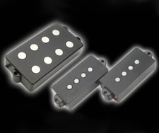 GFS Bass Guitar Pickups