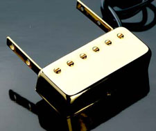 Neck Mount Jazz Guitar Pickups