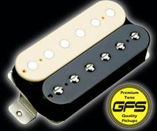 Humbucker Sized Guitar Pickups