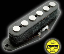 Strat and Tele Guitar Pickups