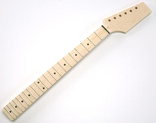 Unfinished Telecaster-Fit Neck Paddle Headstock maple Fingerboard