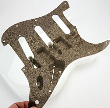 Stratocaster Pickguard See Through