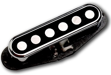 Brighton Rock Reverse Wound Alnico Middle Pickup 7.5K