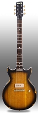 Slick SL59 Aged Sunburst Single P90 Pickup