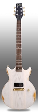 Slick SL59 Aged White Single P90 Pickup
