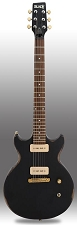 Slick SL60 Aged Black Dual P90 Pickup