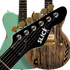 Slick Hand Aged Guitars