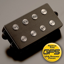 KP - GFS MM Pro Music Man size pickup- MAXIMUM string response! - Kwikplug™ Ready