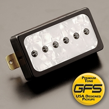 KP - Dream 90 Tuxedo Pearl White with Gloss Black Trim - Kwikplug™ Ready