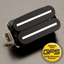 KP - GFS Crunchy Rails - Our Hottest- Modern Metal Power- Black/Chrome - Kwikplug™ Ready