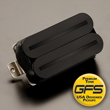 KP - GFS Crunchy Rails- Our Hottest- Modern Metal Power- Black on Black - Kwikplug™ Ready