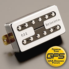 KP - GFS Retrotron Hot Nashville Overwound, Chrome - Kwikplug™ Ready