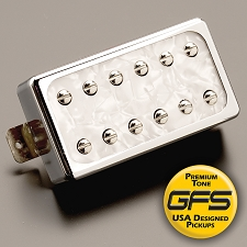 KP - Dream 180 Vintage-Voiced Humbucker White Pearl  - Kwikplug™ Ready