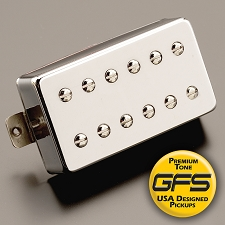 KP - Dream 180 Vintage-Voiced Humbucker, Chrome - Kwikplug™ Ready
