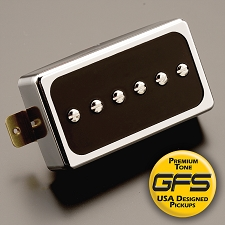 KP - GFS Dream 90 Black Bobbin with Chrome Case - Kwikplug™ Ready