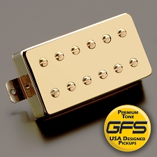 KP - Dream 180 Vintage-Voiced Humbucker, Gold - Kwikplug™ Ready