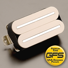 KP - GFS Crunchy Rails- Our Hottest- Modern Metal Power- Ivory  - Kwikplug™ Ready