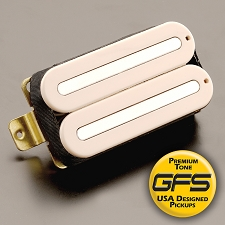 KP - GFS Power Rails- Crushing power, Killer Tone- Ivory  - Kwikplug™ Ready