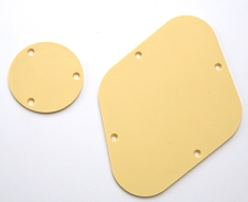 LP rear control covers- Cream