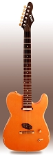 Slick SL50 Aged TENNESSEE ORANGE Dual Telecaster Pickups